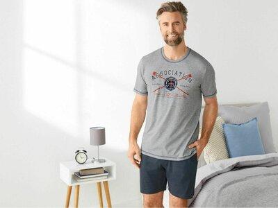 Комплект для дома и отдыха пижама мужская р.м