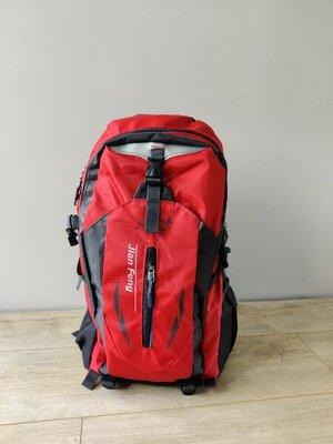 035 Спортивный рюкзак, мужской, женский, для школьника, в поход, сумка туристическая