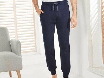 Мужские спортвные штаны джоггеры на флисе