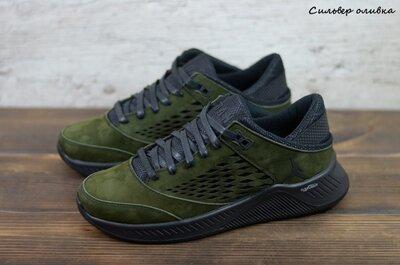 Мужские кроссовки Jordan хаки, код Сильвер оливка