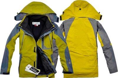 Продано: Мужские Куртки COLUMBIA TITANIUM 2в1