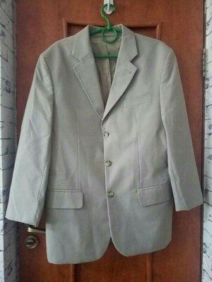 Фирменный мужской классический пиджак.greenfield