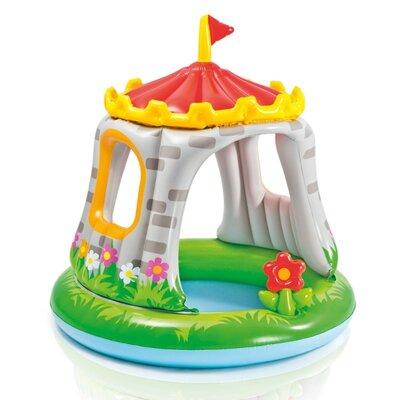 Детский надувной бассейн Intex 57122 «Королевский Замок» 122 122 см
