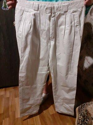 брюки с Германии унисекс бедра 115см пояс 90см длина 108см