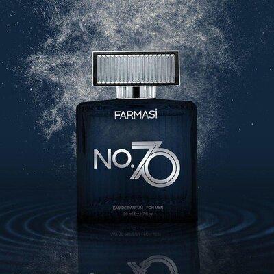 Чоловіча парфумована вода NO.70
