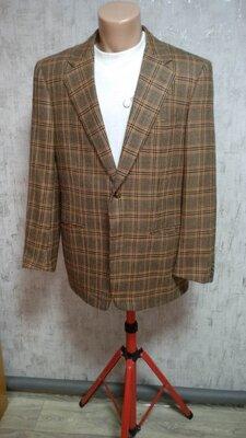 Cornelliani мужской пиджак 50 размер Италия шерсть 100%