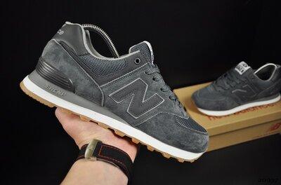 кросівки New Balance 574 арт 20937 чоловічі, нью беленс