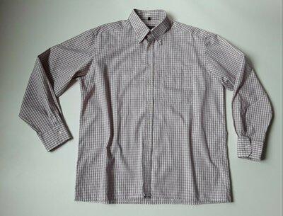 Рубашка в клеточку ETERNA