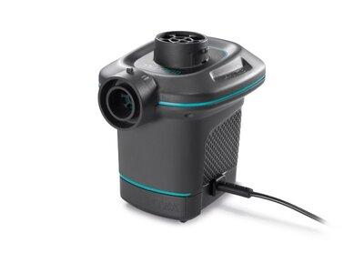 Электрический насос для надувания Intex 66640 от сети 220-240 V, 650 л/мин