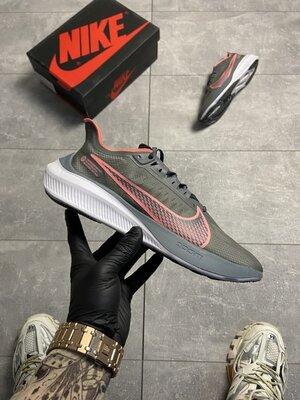 Мужские Кроссовки Nike Zoom Gravity Black Wolf AAA 42-43-44-45