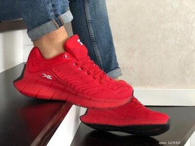 Reebok кроссовки мужские демисезонные красные 10330