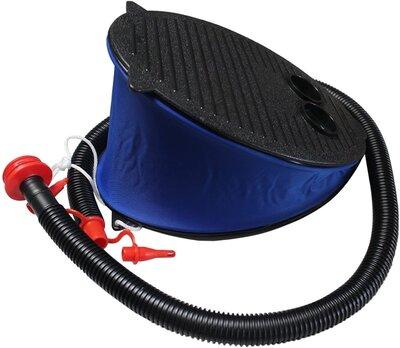Ножной насос для надувания Intex 68610 объем 5 л, высота насоса 30 см