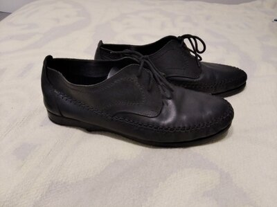 Туфли мокасини 40 р. Италия