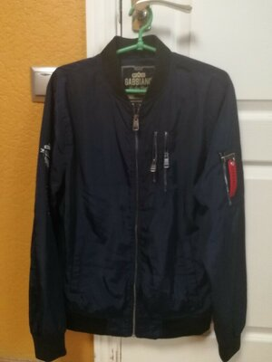 Новая, демисезонная куртка, бомпер Gabbiano р S-M