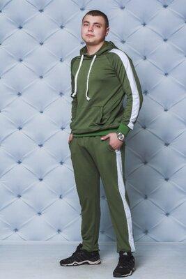 Спортивный костюм мужской с лампасами