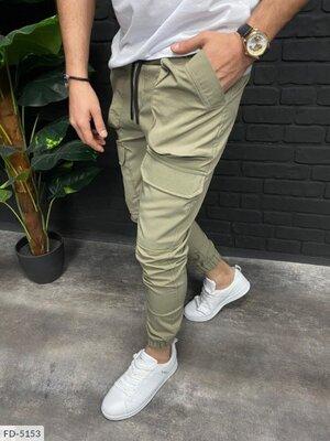 Стильные мужские штаны