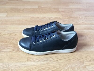Кожаные кроссовки Timberland оригинал 42 размера в отличном состоянии