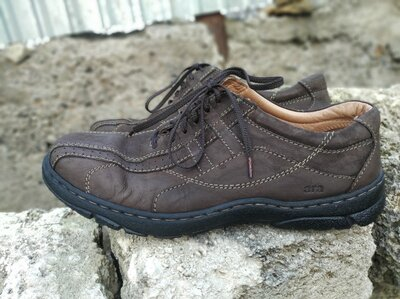 Кожаные туфли Ara 45 р