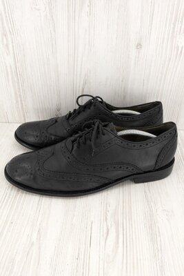 Стильные классические кожаные туфли Ben Sherman. Размер uk10/ eur44.