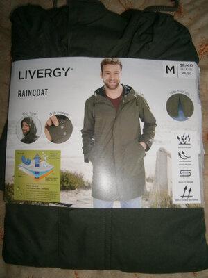Продано: Куртка/плащ Ливеджи р.М 48/50