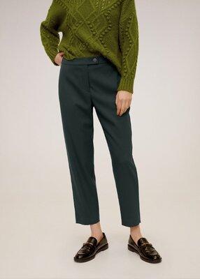 Укороченные костюмные брюки MANGO