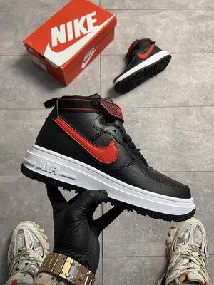Мужские Кроссовки Nike Air Force 1 High Gore Tex AAA 41-42-43-44-45