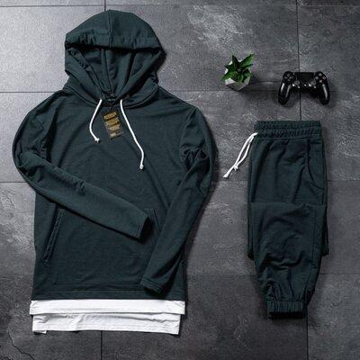 Спортивный костюм мужской ASOS штаны и худи. Топ-Качество 6 цветов
