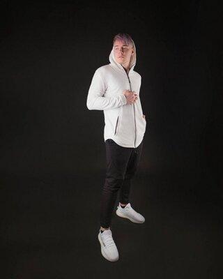 Спорт костюм бело-черный Dsquared Limit