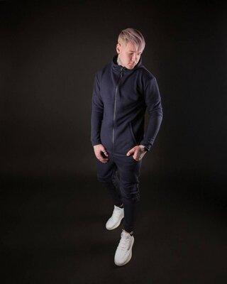 Спорт костюм темно-синий Dsquared Limit