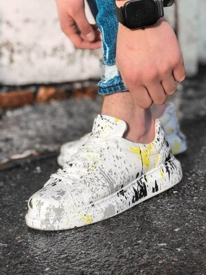Мужские кроссовки кроссы кеды мокасины с принтом рисунком стильные классные модные красивые