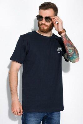 Хлопковая мужская футболка в расцветках батал рр xxl-5xl