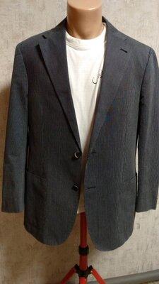 Cornelliani 50 р легкий мужской пиджак Италия котон 100%