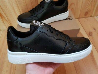 Хит Кроссовки кожаные черного цвета,демисезонные 40-45,чоловічі кросівки шкіряні,чорні