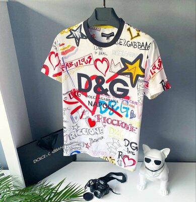 Футболка Dolce & Gabbanа