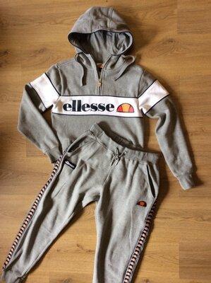 Спортивный костюм ELLESSE оригинал р S утеплённый