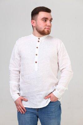 Чоловіча лляна сорочка 508