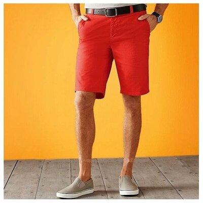 Стильные шорты бермуды в стиле чино Livergy 52 eur L