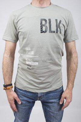 Мужская футболка хлопок CHURA Italy р. M, XL ,