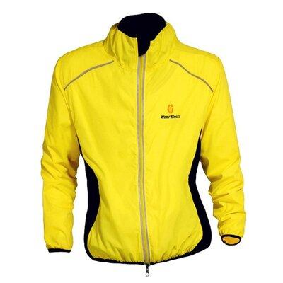 Спортивная куртка дождевик велосипедный, для бега wolfbike р. 50-52 xl