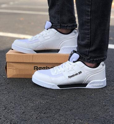 Rebook White