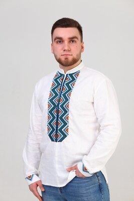 Чоловіча вишита сорочка 512