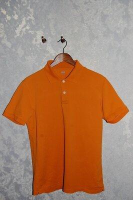 Футболка рубашка поло uniqlo, оригинал, на 50 р-р . м