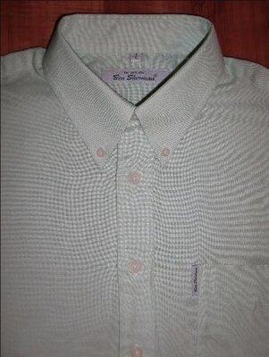 Новая рубашка Ben Sherman Oxford navigare gant