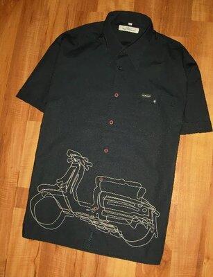рубашка Ben Sherman - Scooter mods vespa