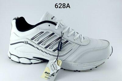 Белые мужские кроссовки Bona 628А 47-50p.