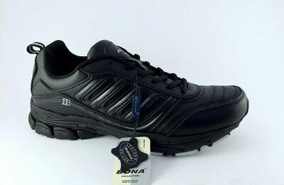 Мужские кожаные кроссовки Bona 628С 47-50р.