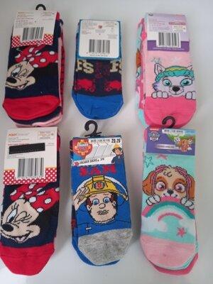 Набор детских носков из 3пар