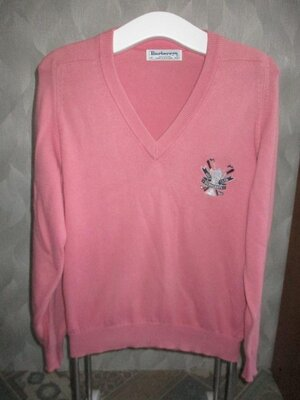 свитер Burberry s