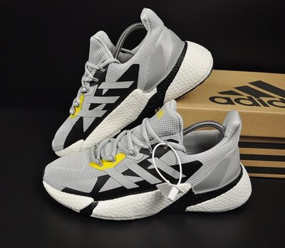чоловічі кросівки Adidas X9000L4 сірі 41-46р