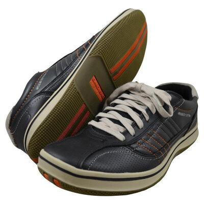 Skechers кожаные кроссовки р. 43см -28см